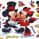Mickey mouse window stickers (JDC253)
